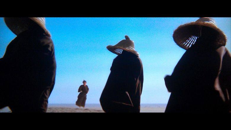Lone Wolf and Cub: Baby Cart at the River Styx movie scenes