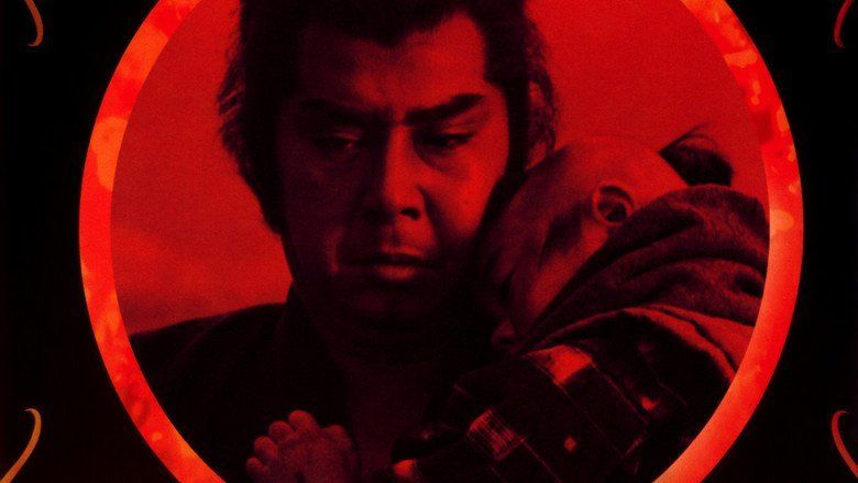Lone Wolf and Cub: Baby Cart in Peril movie scenes