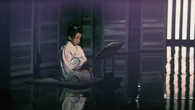 Lone Wolf and Cub: Baby Cart in the Land of Demons movie scenes