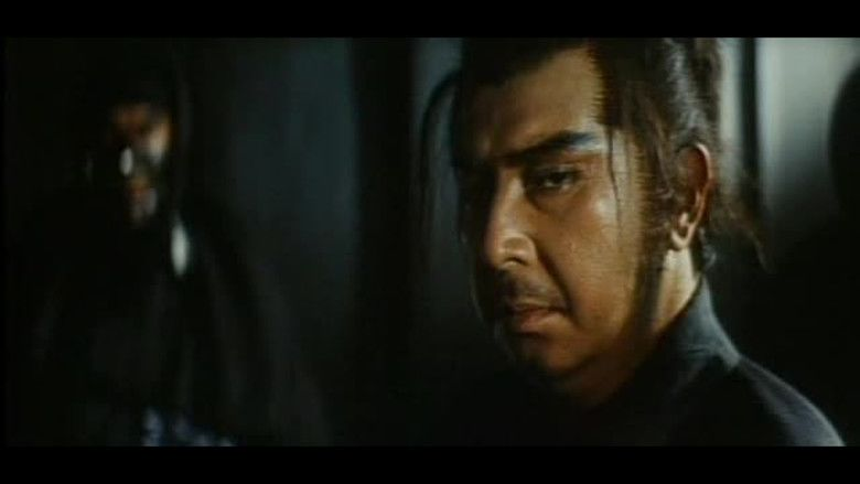 Lone Wolf and Cub: Baby Cart to Hades movie scenes
