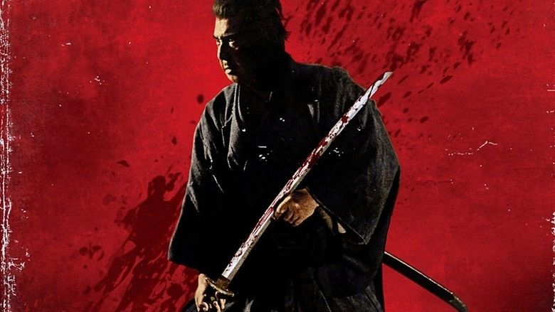 Lone Wolf and Cub: Sword of Vengeance movie scenes