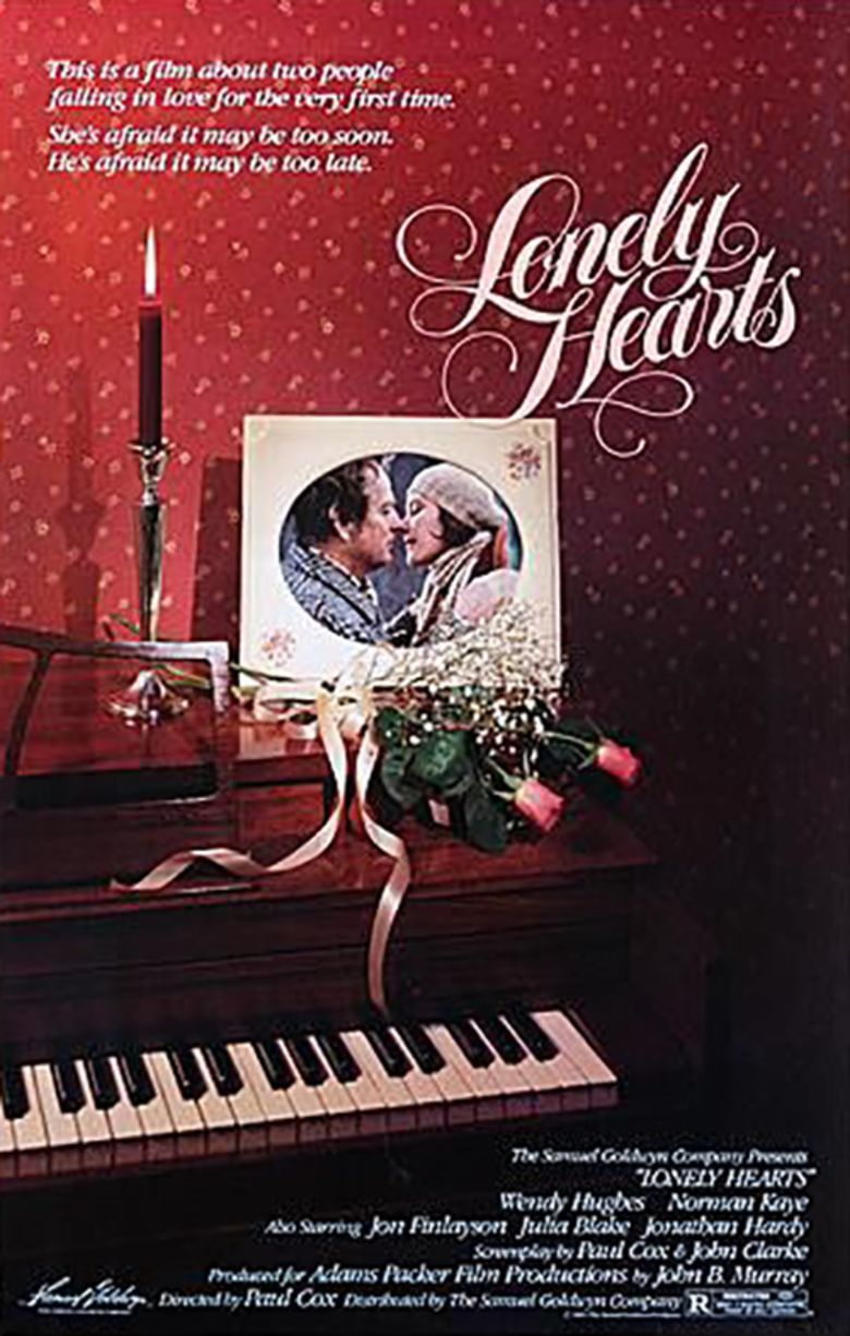 Lonely Hearts (1982 film) movie poster