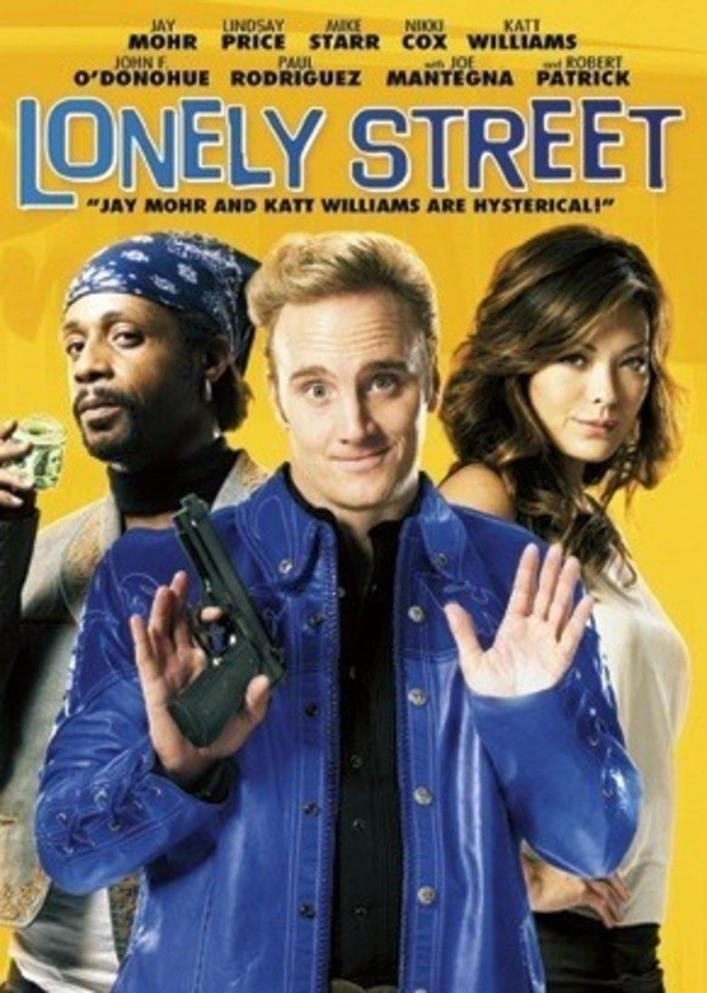 Lonely Street (film) movie poster