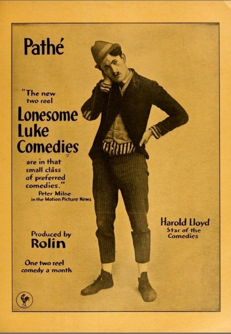 Lonesome Luke Loses Patients movie poster
