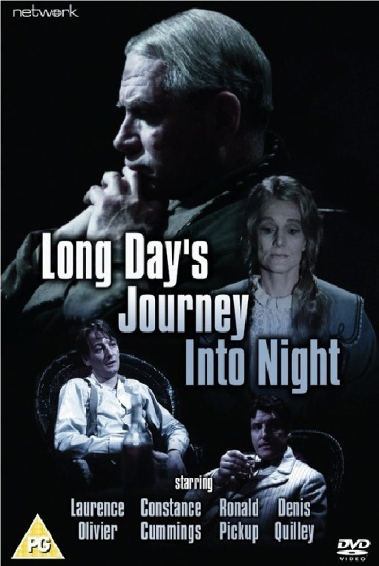 Long Days Journey into Night (1973 film) movie poster