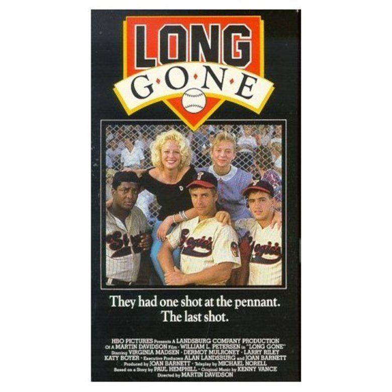 Long Gone (film) movie poster