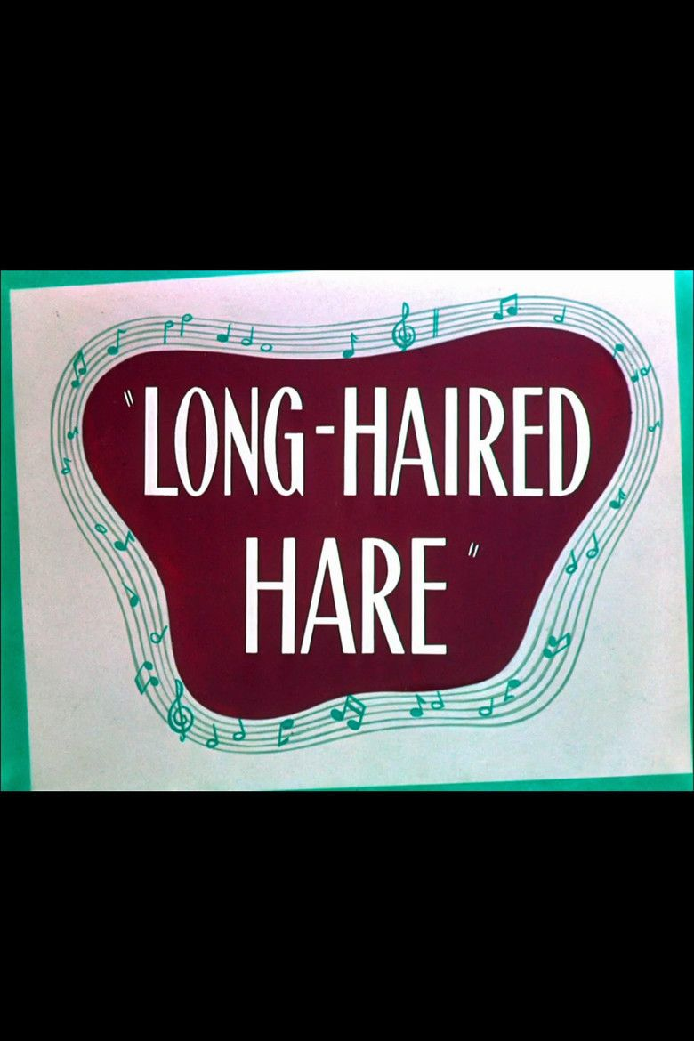 Long Haired Hare movie poster