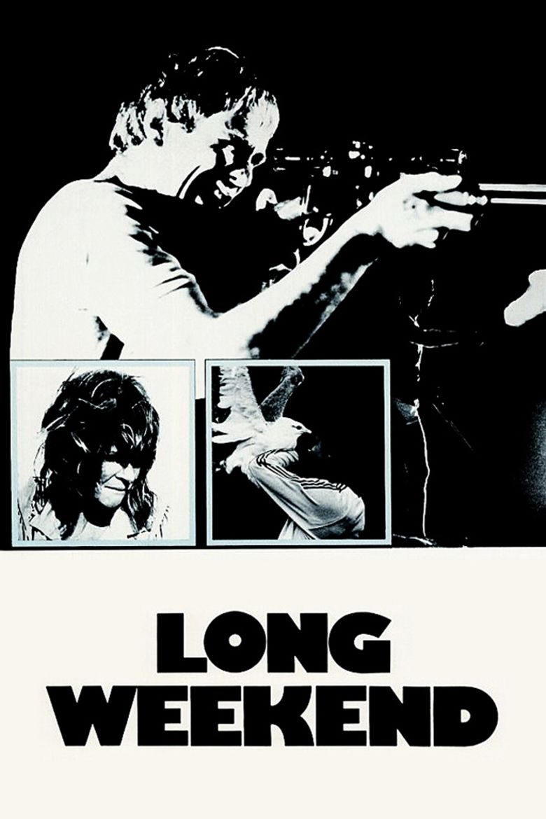 Long Weekend (1978 film) movie poster