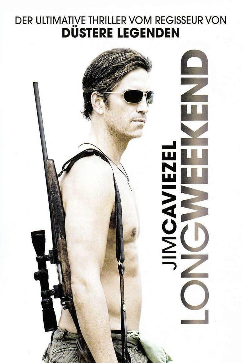 Long Weekend (2008 film) movie poster