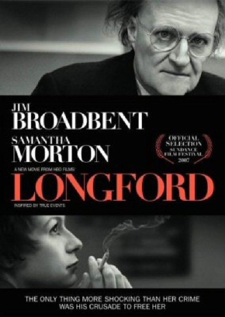 Longford (film) movie poster