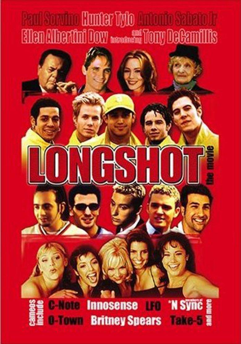 Longshot (film) movie poster