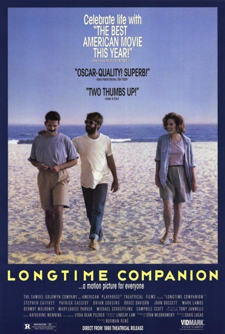 Longtime Companion movie poster