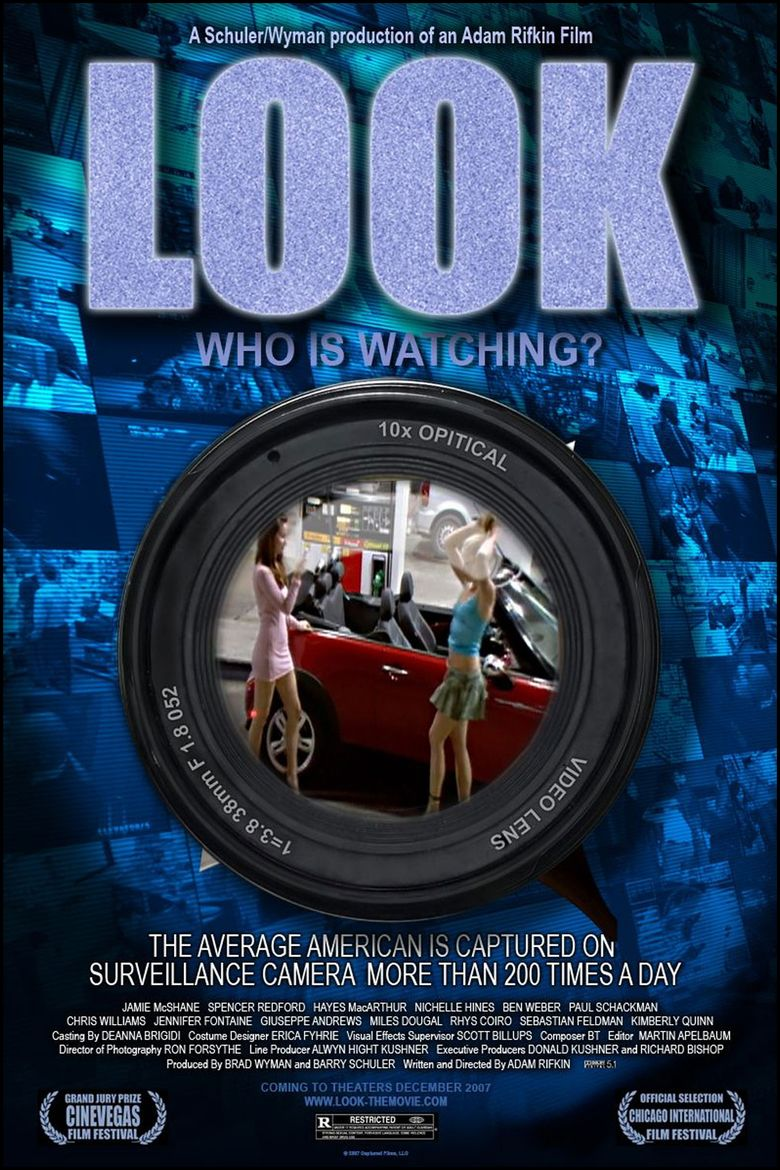 Look (2007 film) movie poster
