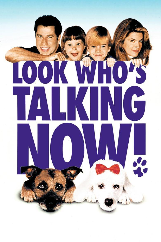 Look Whos Talking Now movie poster