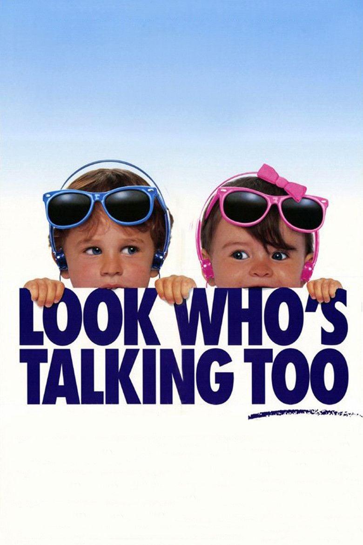 Look Whos Talking Too movie poster