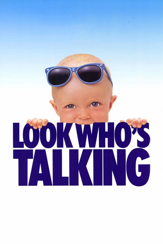 Look Whos Talking movie poster