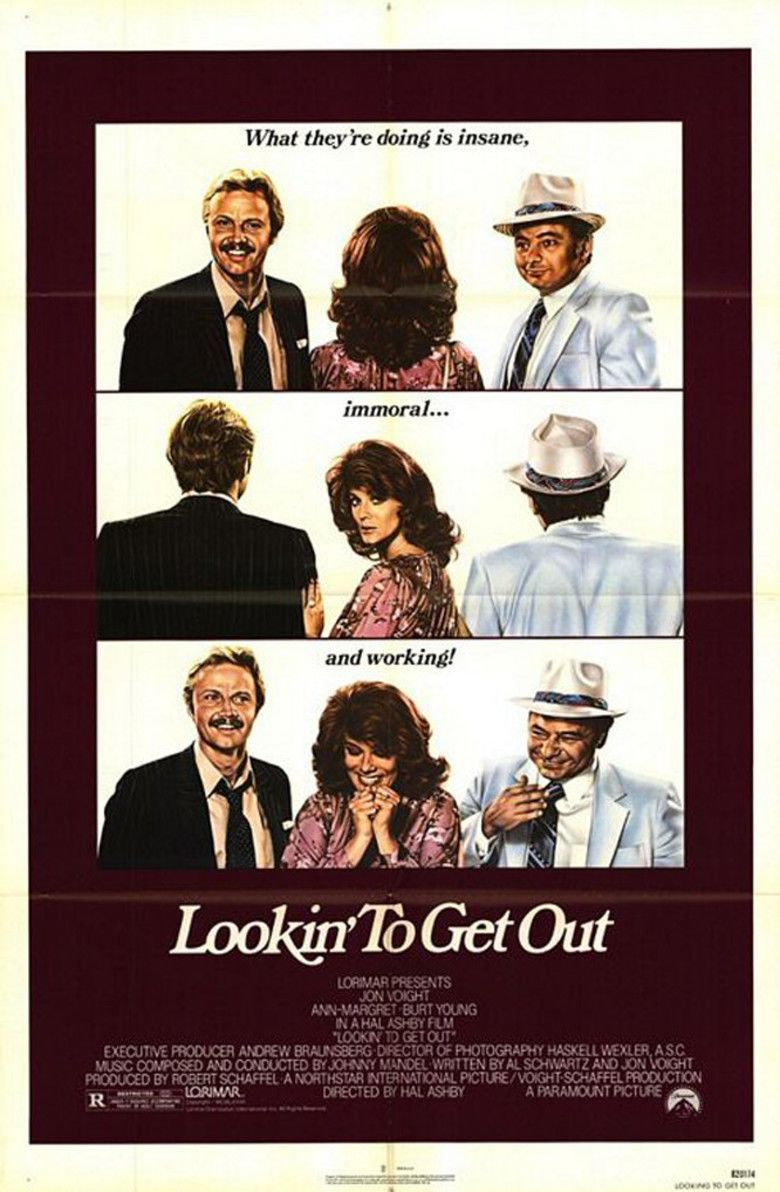 Lookin to Get Out movie poster