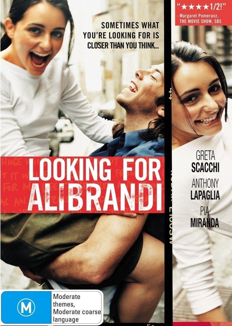 Looking for Alibrandi (film) movie poster