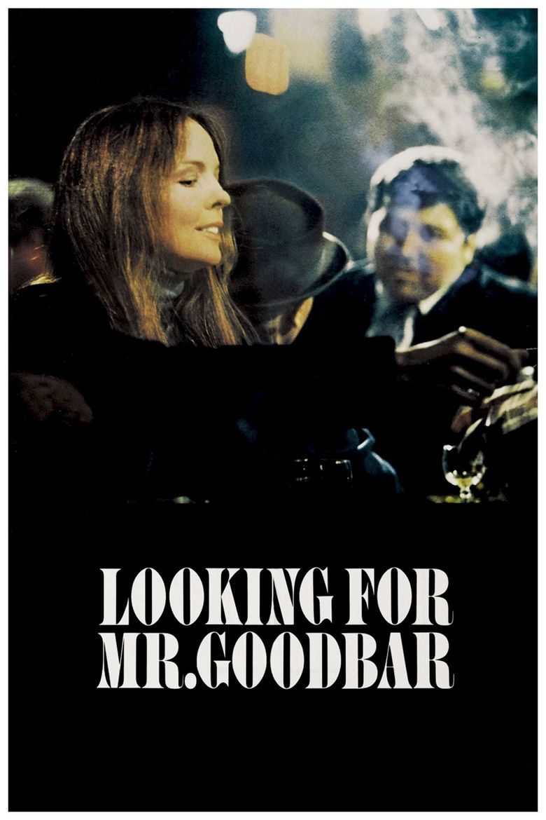 Looking for Mr Goodbar (film) movie poster
