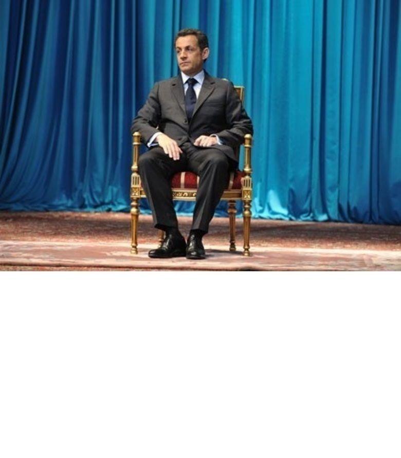 Looking for Nicolas Sarkozy movie poster