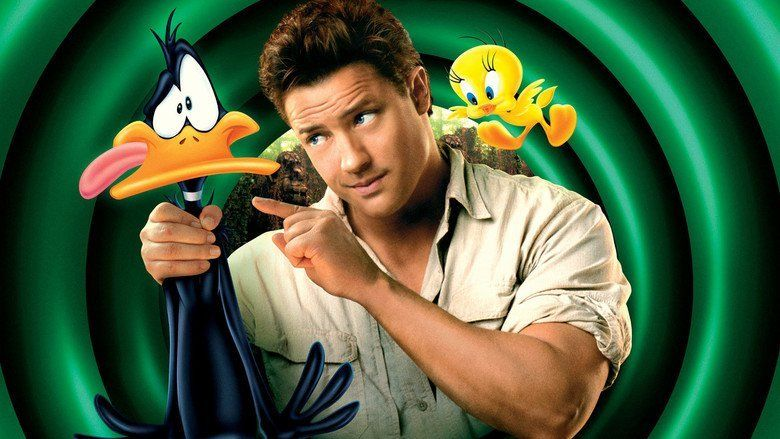 Looney Tunes: Back in Action movie scenes