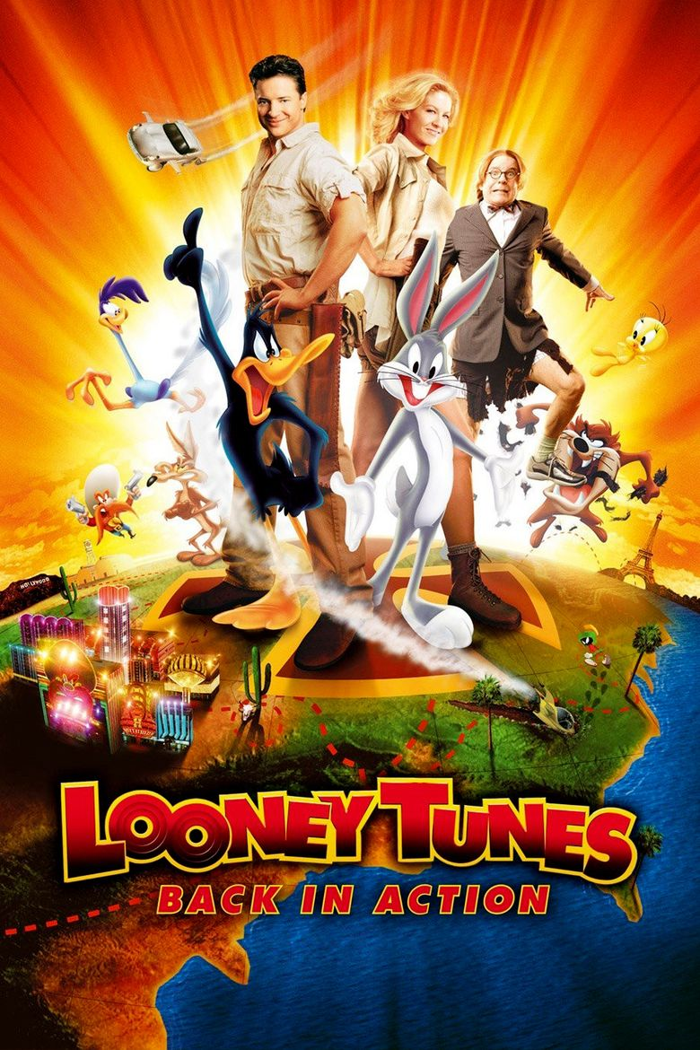 Looney Tunes: Back in Action movie poster