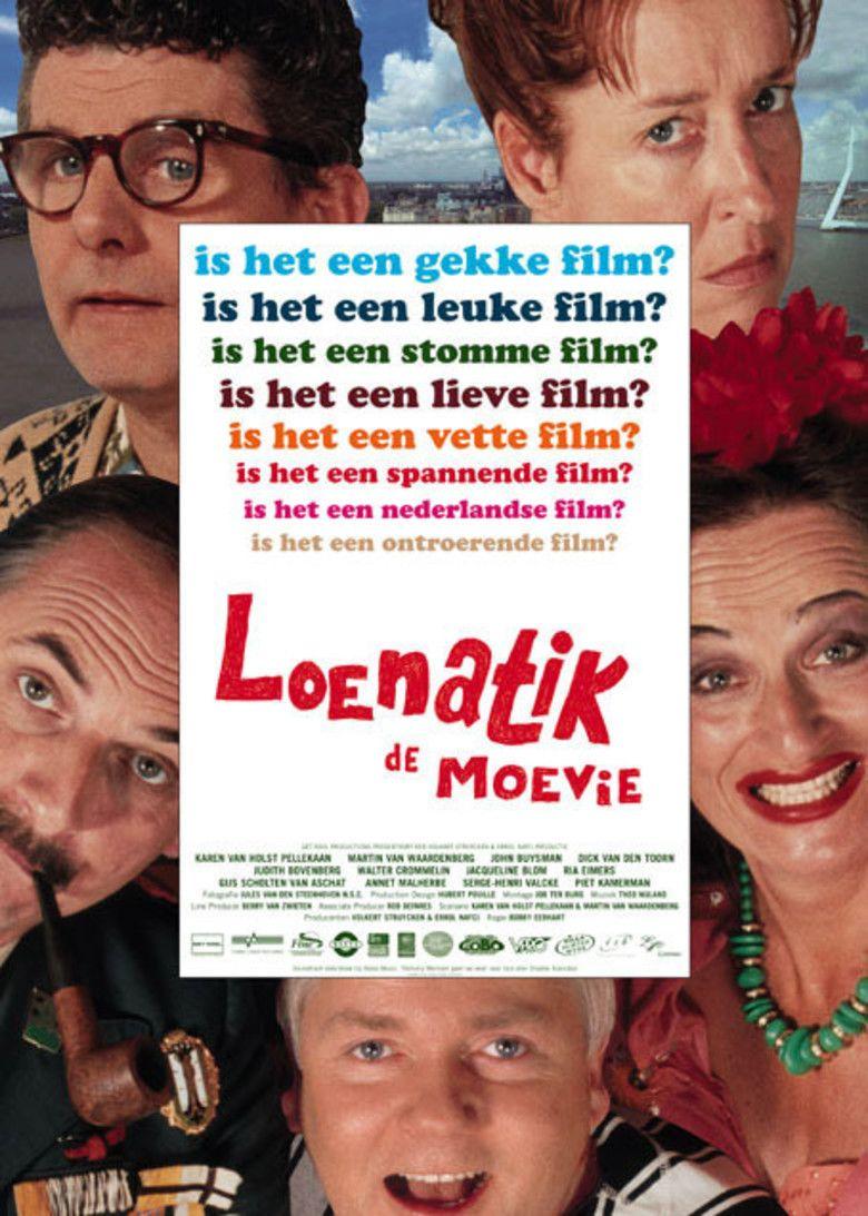 Loonies movie poster