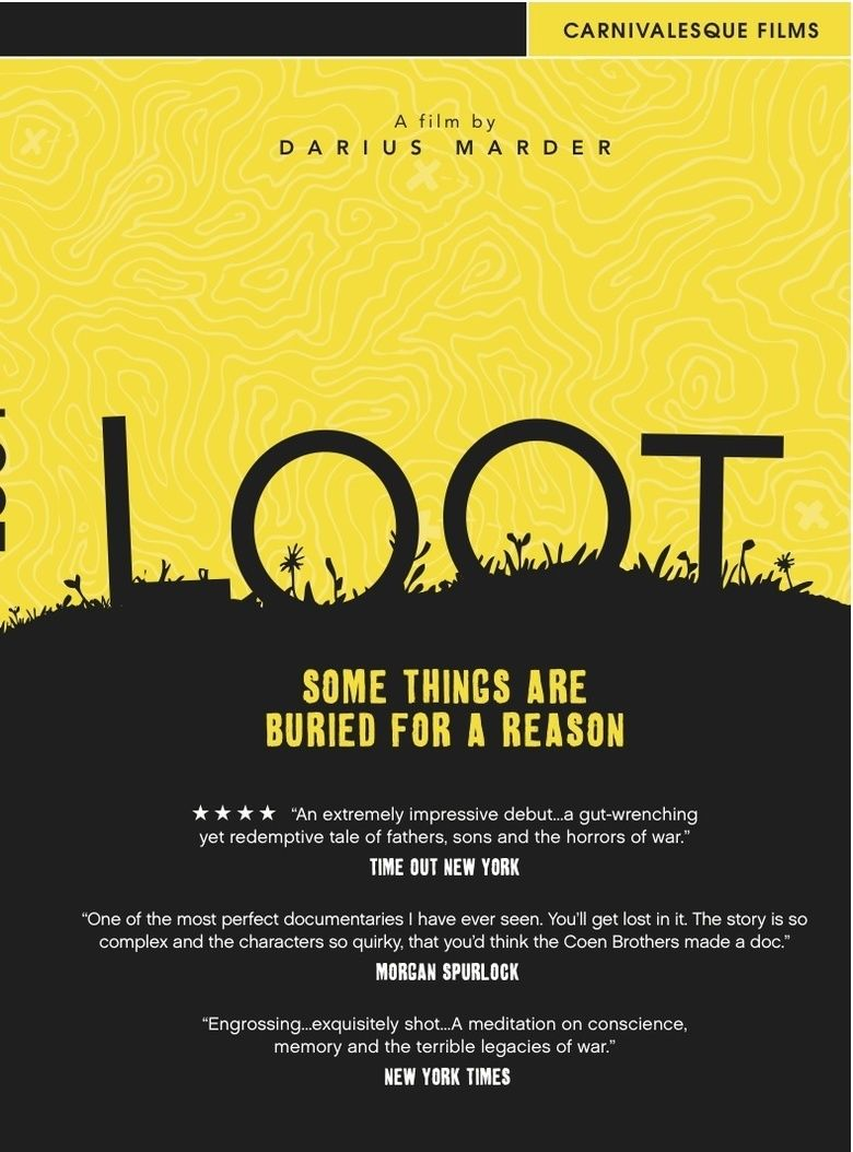 Loot (2008 film) movie poster