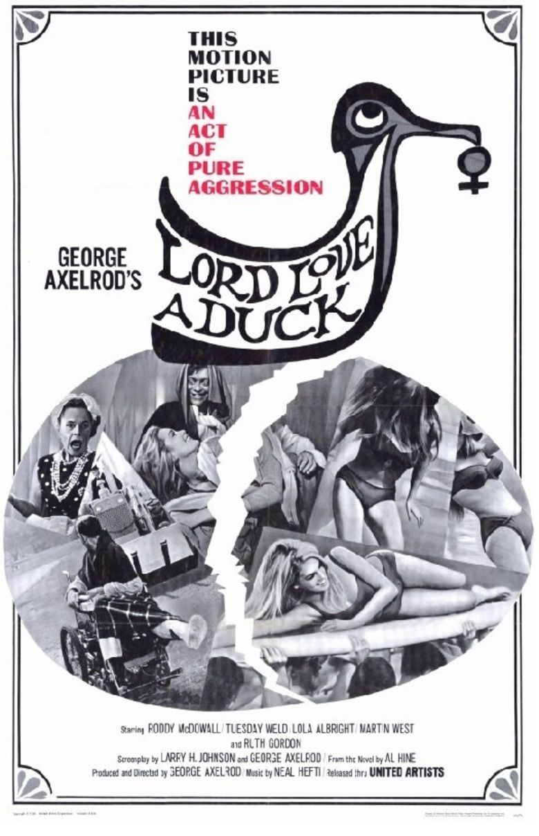 Lord Love a Duck movie poster