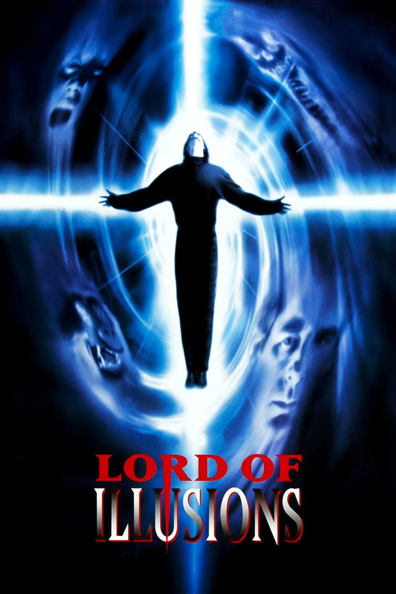Lord of Illusions movie poster