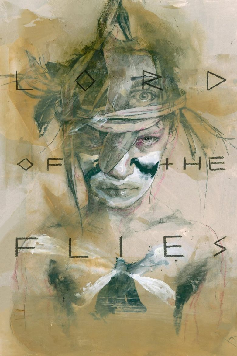 Lord of the Flies (1963 film) movie poster
