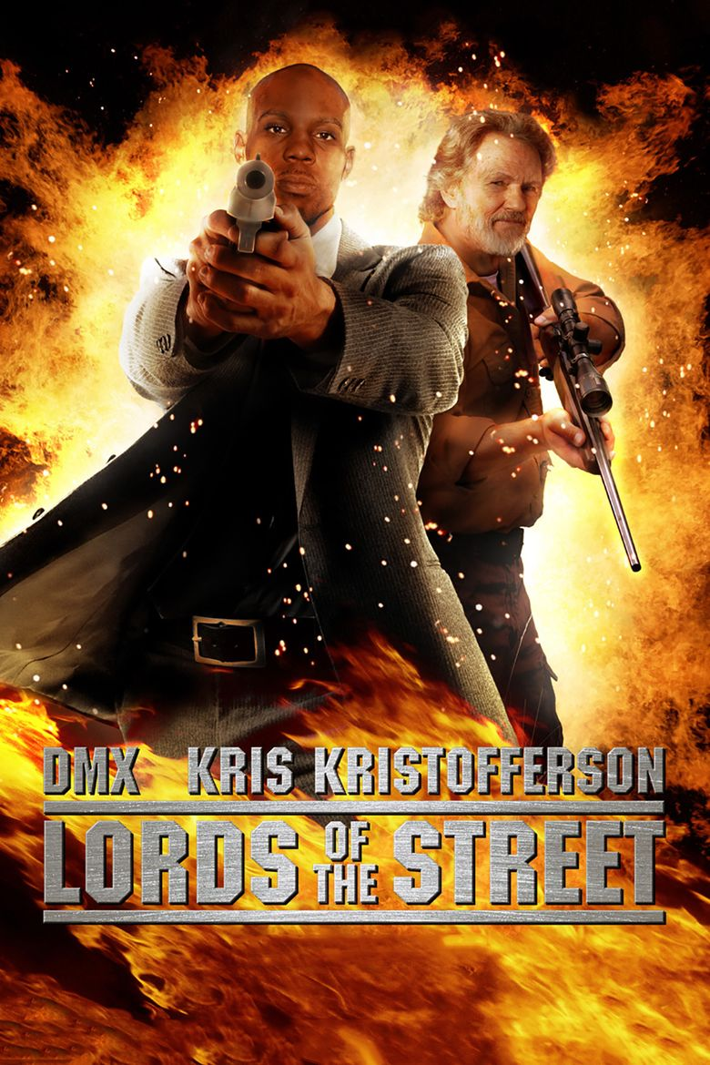 Lords of the Street movie poster