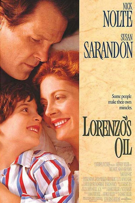 Lorenzos Oil movie poster