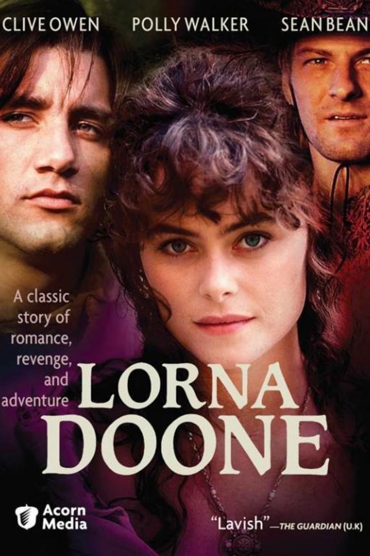 Lorna Doone (1990 film) movie poster
