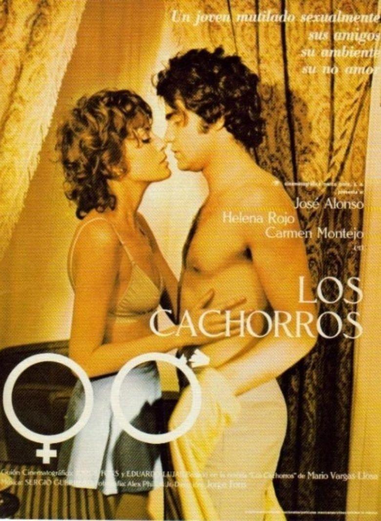Los Cachorros movie poster