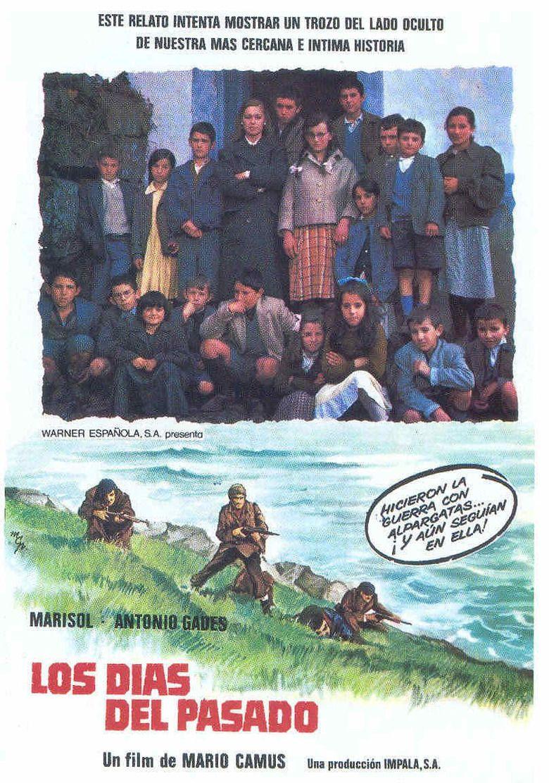 Los Dias del pasado movie poster