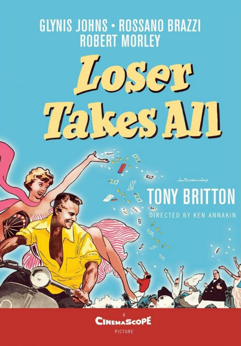 Loser Takes All (film) movie poster