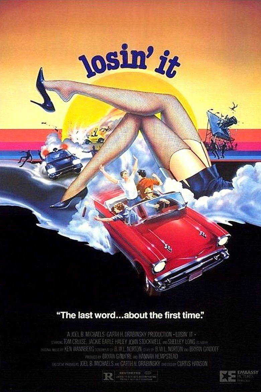 Losin It movie poster