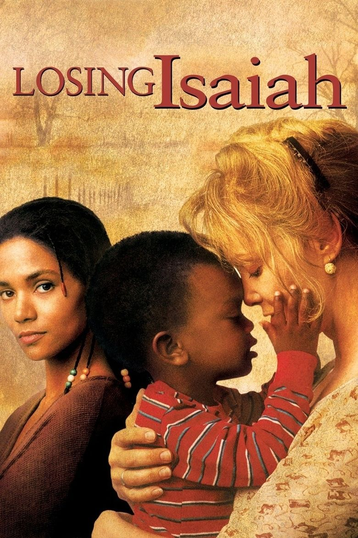Losing Isaiah movie poster