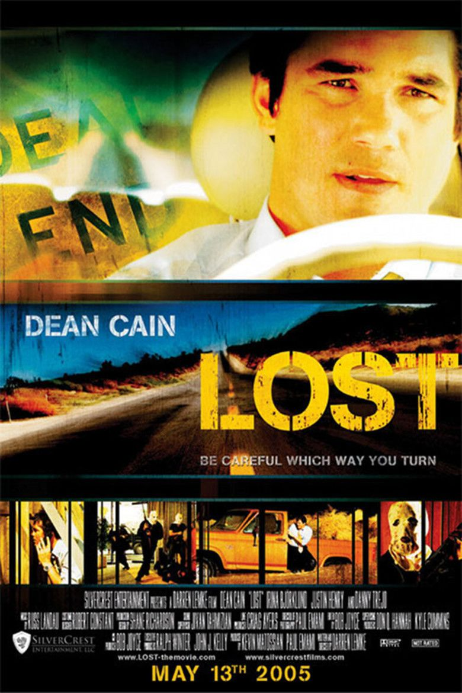 Lost (2004 film) movie poster