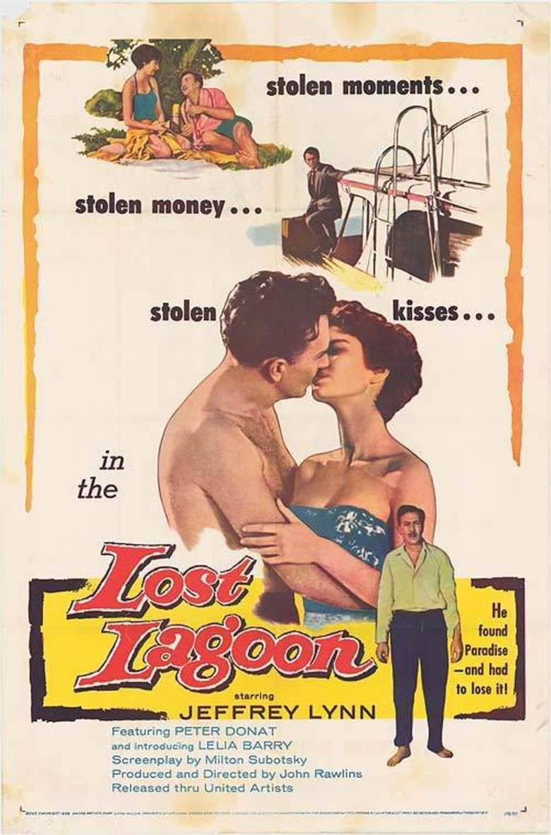 Lost Lagoon (film) movie poster