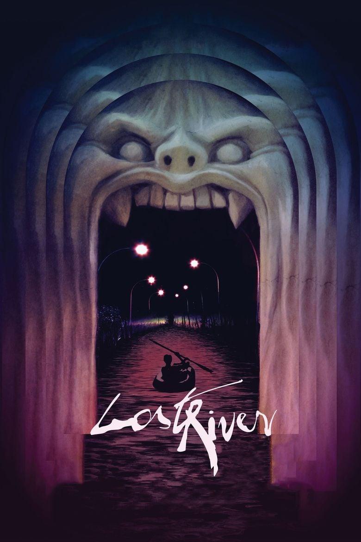 Lost River (film) movie poster