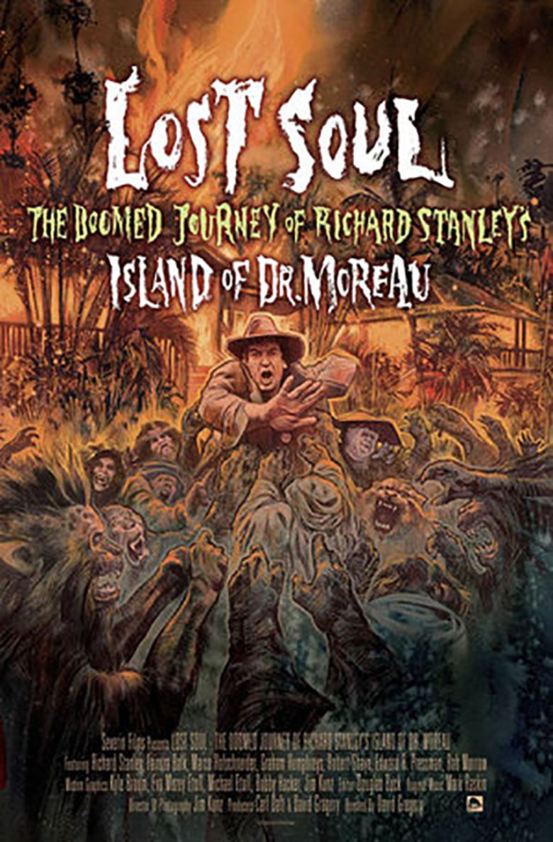 Lost Soul (2014 film) movie poster