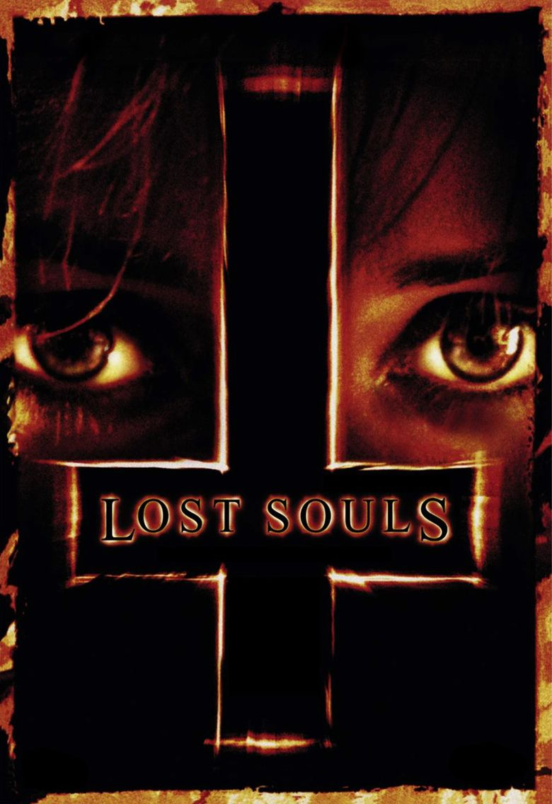 Lost Souls (film) movie poster