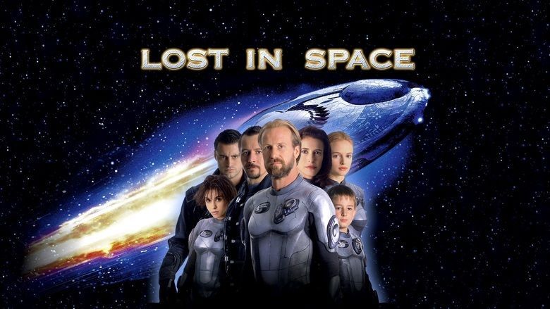 Lost in Space (film) movie scenes