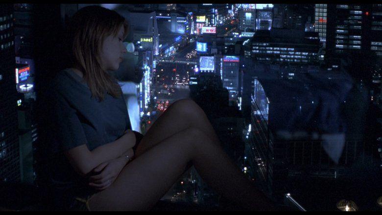 Lost in Translation (film) movie scenes