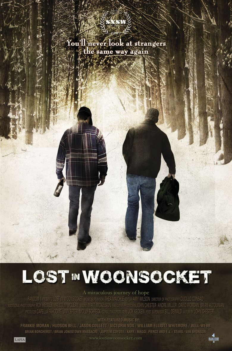 Lost in Woonsocket movie poster