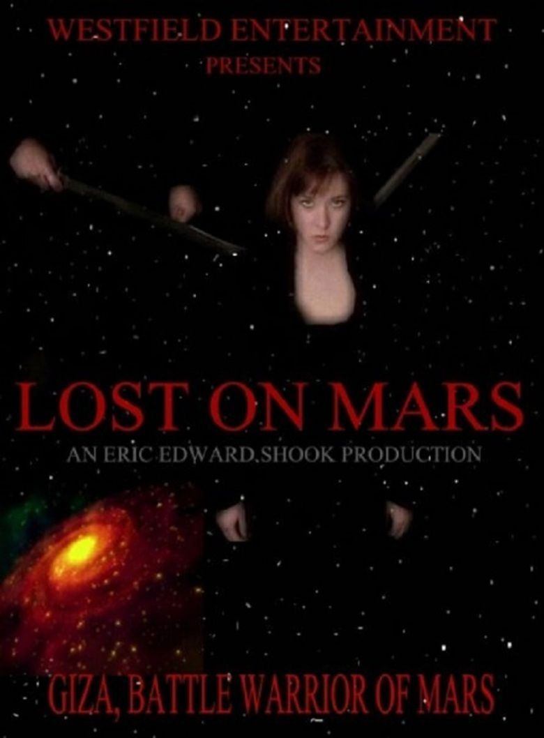 Lost on Mars movie poster