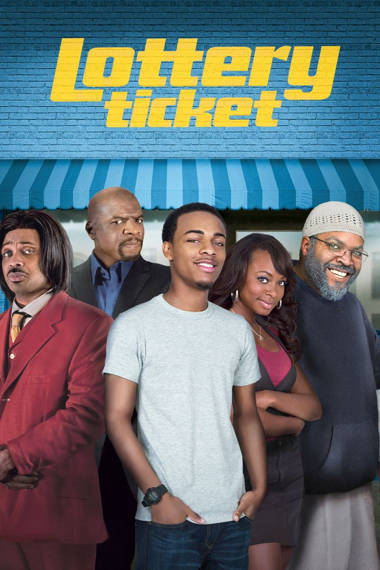 Lottery Ticket (2010 film) movie poster