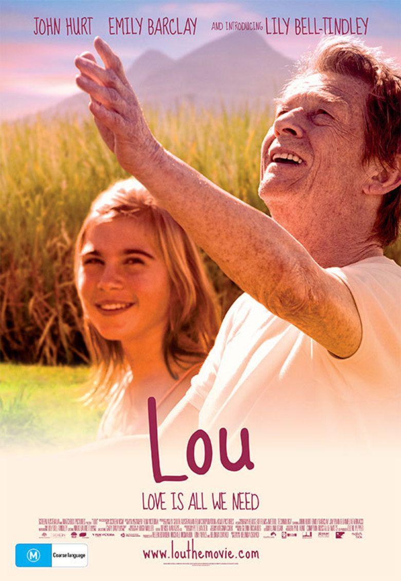 Lou (film) movie poster